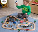 KidKraft 56-Piece Train Set for $25 + Free Shipping or Free Store Pickup