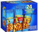 Snack Time! Get This Planters Nuts Variety 24-Pack for $7 + Free Shipping
