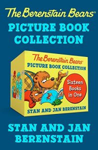 """Amazon: """"The Berenstain Bears"""" Picture Book Collection (Kindle eBook) for $4"""