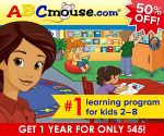 ABCmouse.com Subscription 50% Off (Best Price Alert!)