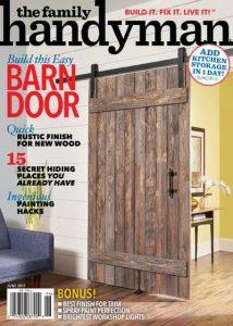 Family Handyman Magazine Subscription $8/Year