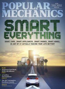 Popular Mechanics Magazine Subscription $7/Year
