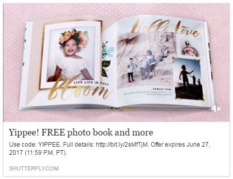 free 20 page hardcover photo book from shutterfly