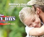 Twin Cities Deals: Free Valleyfair Admission for Military, Twin Cities 4th of July Celebrations + More