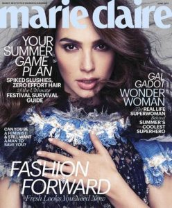 Marie Claire Magazine 4-Year Subscription for $12