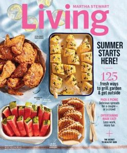 DiscountMags: 100+ Magazine Titles 4 for $15 (Martha Stewart Living, Bon Appetit, Women's Health + More)