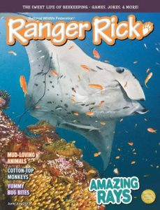 Ranger Rick Magazine 2-Year Subscription for $20 ($1/Issue)