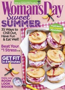 Woman's Day Magazine Subscription $5/Year
