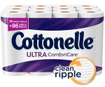 Get 36 Family Rolls of Cottonelle Toilet Paper for $13 + Free Shipping (15Ã' ¢/Regular Roll)
