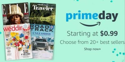 Amazon: 6-Month Magazine Subscriptions for 99Ã' ¢ (Reader's Digest, Outdoor Life + More)
