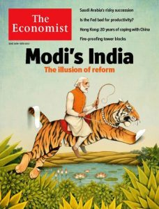 The Economist Magazine Subscription $51/Year ($1/Issue)
