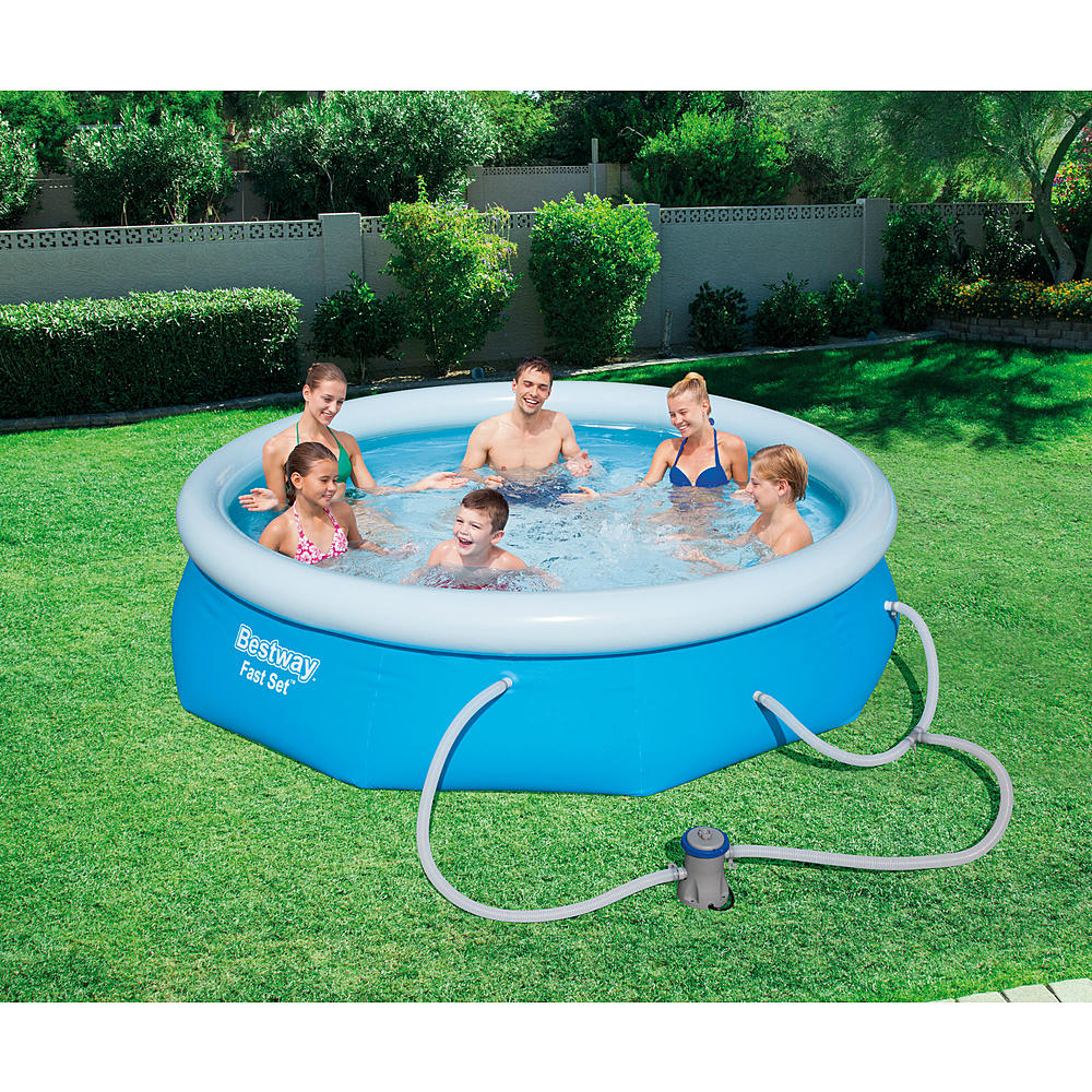 Kmart inflatable pool for 40 originally 100 with free - Swimming pools for sale at walmart ...