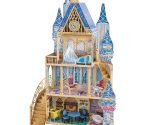 Amazon: Kidcraft Disney Princess Dollhouse for $93.82 and Free Shipping