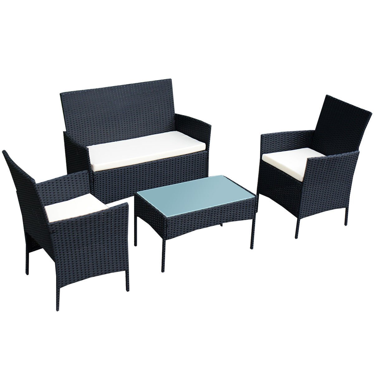 Amazon 4 piece furniture set for 150 crazy good deal for Furniture set deals
