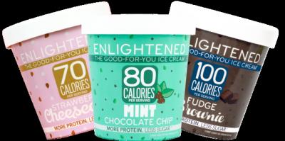 Freebie: Enlightened Ice Cream Coupon