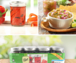 Freebie: 12 Mason Jars Free Through Top Cashback
