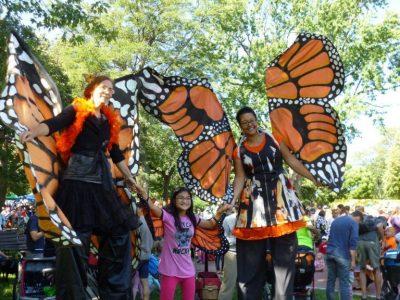 Minneapolis Monarch Festival Saturday Sept 9th