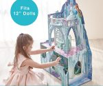Amazon: Ice Castle Wooden Doll House for $59.99 ($14 off)