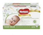 Amazon: Huggies Natural Care Baby Wipes (648 total) for $13.90 (Cheaper than Walmart and Target)