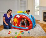 Amazon: Fisher Price Helicopter Ball Pit for Only $24.99 (Orig $40)