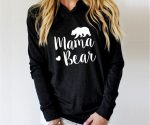 "Amazon: 50% Sweatshirt Sale ""Mama Bear"" in Sizes S-XL"