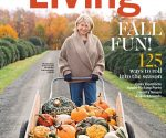 Amazon: Martha Stewart Living Magazine 10 Issues For $5.00 ($0.50/Issue)