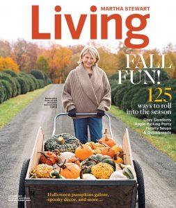 Amazon: Martha Stewart Living Magazine 10 Issues For $5.00 ($0.50/Issue)