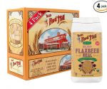 Amazon: 4 Pack of Bob's Red Mill Organic Flax Seed for $10.76
