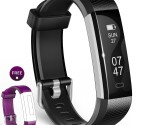 Amazon: Wesoo K1 Fitness Watch : Activity Tracker Smart Band for $19.99 (marked at $29.99)