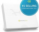 Amazon: AncestryDNA: Genetic Testing – DNA Ancestry Test Kit TODAY ONLY $54.99 (norm. $99.99)