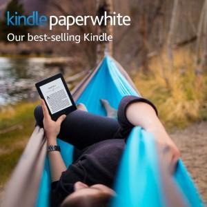 Amazon: Kindle Paperwhite E-reader, Black Friday Sale for $89.99 (orig. $119.99)
