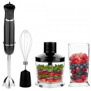 Amazon: OXA 4-in-1 Hand Blender Only $29 99 Shipped