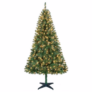 great deals on christmas trees at kohls walmart and amazon - Amazon White Christmas Tree