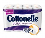 Amazon: Cottonelle 36-Pack Family Roll Toilet Paper HUGE Price Drop! – $15.99