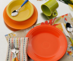 Kohl's Cardholders: Fiesta 5-Piece Dinnerware Set ONLY $13.99 (Reg. $67) (And Other Great Deals)