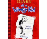 Amazon: Diary of a Wimpy Kid Books More Than 50% Off