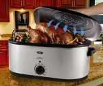 Amazon: Oster 22-Quart Roaster Oven w/ Self-Basting Lid JUST $37.75 Shipped (Lowest Price)