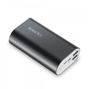 Amazon: Smartphone and Tablet External Battery Pack Charger for $17 (Dual Charge Capabilities)
