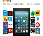 Amazon: Fire 7 Tablet with Alexa, 7″ Display, 8 GB, Black for $29.99 (BLACK FRIDAY DEAL)