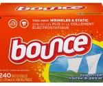 Amazon: Bounce Fabric Softener Sheets, Outdoor Fresh, 240 Count ONLY $6.49!