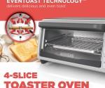 Macy's: Black & Decker Toaster Oven for Only $9.99 (Reg. $29.99)