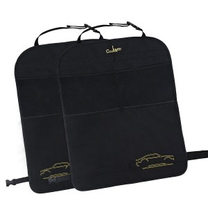 Amazon: 2-Pack Kick Mats and Car Back Seat Organizer for only $5.99 (Reg. 14.98)