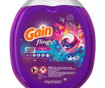 Amazon: Gain Flings Laundry Detergent Pacs 61-Count JUST $12.17 ($5 Coupon!)
