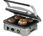 Amazon: Cuisinart 5-in-1 Griddler JUST $44.99 (LOWEST PRICE EVER)