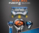 Amazon: 12-Pack Gillette Fusion5 Men's Razor Blades Refills for only $21.90 (Best Deal!)