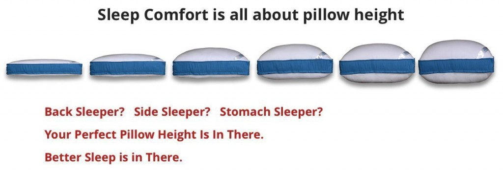 Amazon The Pancake Pillow Adjustable Layer Pillow Now 79 99 Reg