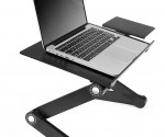 Amazon: Executive Office Solutions Portable Adjustable Aluminum Laptop Desk/Stand/Table (Great Value at $39.99!)