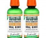 Amazon: TheraBreath Fresh Breath Dentist Formulated Oral Rinse For Lowest Price of $17.00! (Pack of 2)