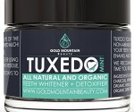 Amazon: Tuxedo Teeth Whitening Activated Charcoal Powder Now $24.97! (Reg. $30.97)