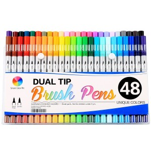 Amazon: Color Smart Color Art Dual Tip Art Markers, 48 Colors Only $15.79 (Lowest Price Ever!)